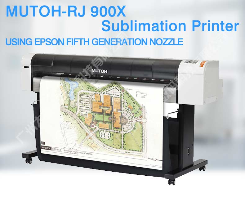 MUTOH sublimation printer